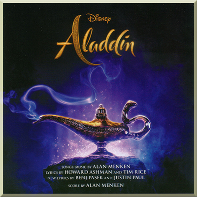 ALADDIN - Original Motion Picture Soundtrack
