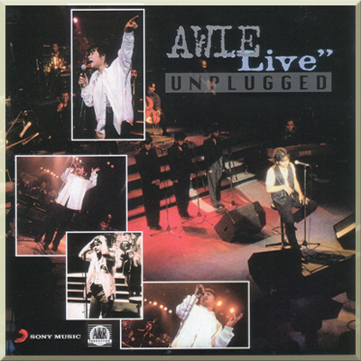'LIVE' UNPLUGGED - Awie
