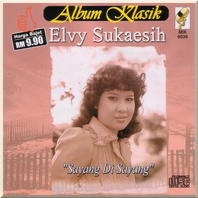 CD Album Melayu Artis Solo / Kumpulan Index 'E'
