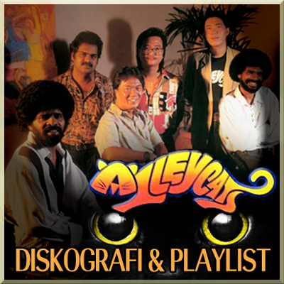 Diskografi & Playlist Alleycats