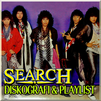 Diskografi & Playlist Search